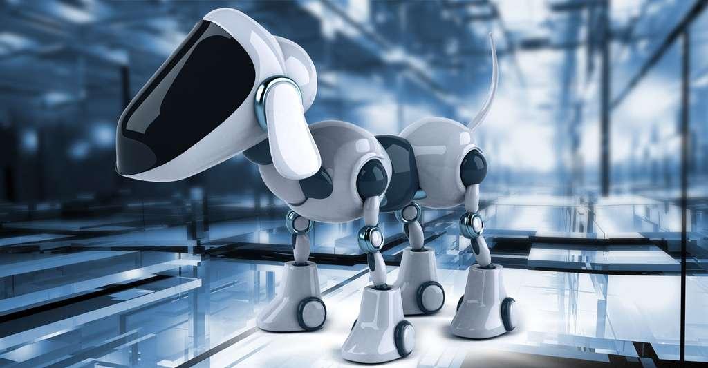Comment définir ce qu'est un robot ? Qu'est-ce exactement que le domaine de la robotique ? © Julien Tromeur, Shutterstock