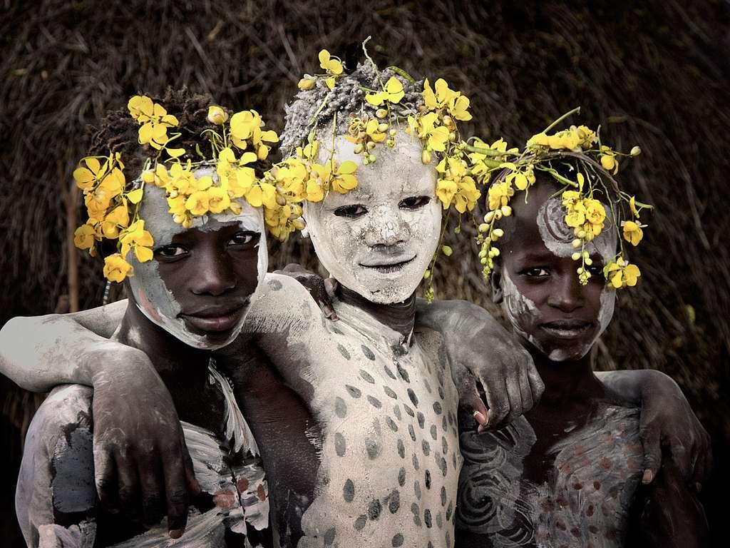 Les Karos - Éthiopie