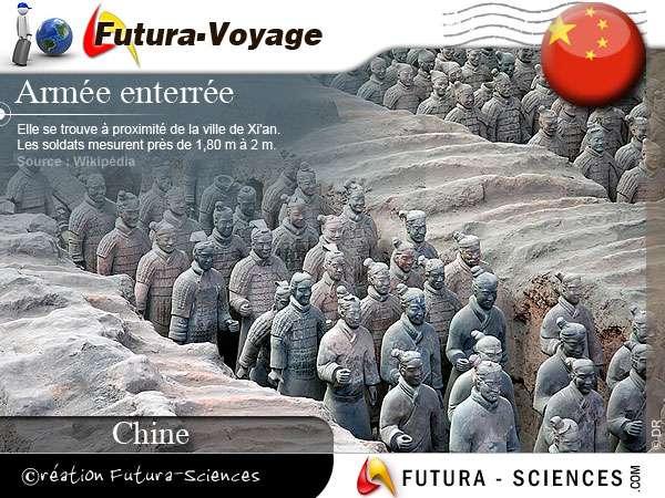 Mausolée de l'empereur Qin