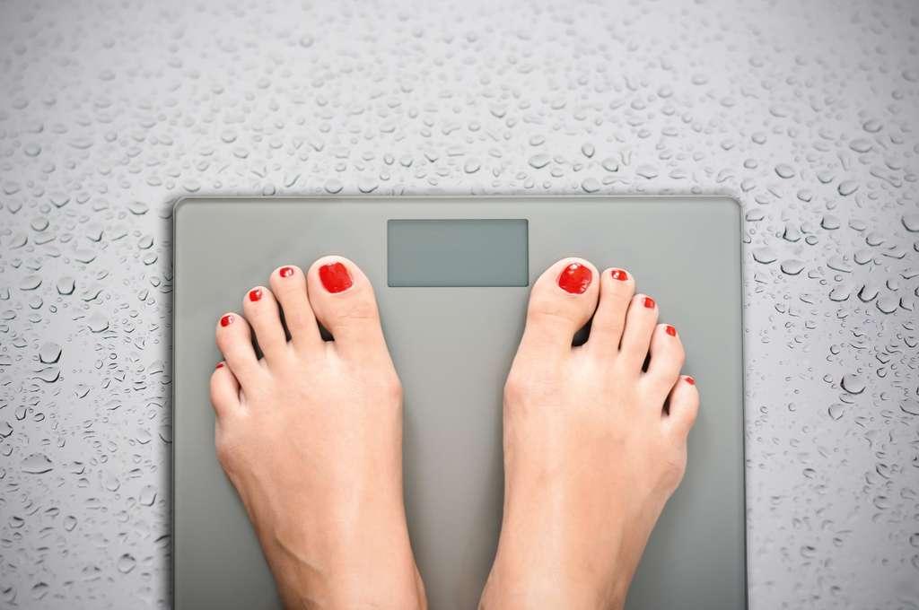 L'obésité est un facteur de risque de l'asthme. © adrian_ilie825, Fotolia