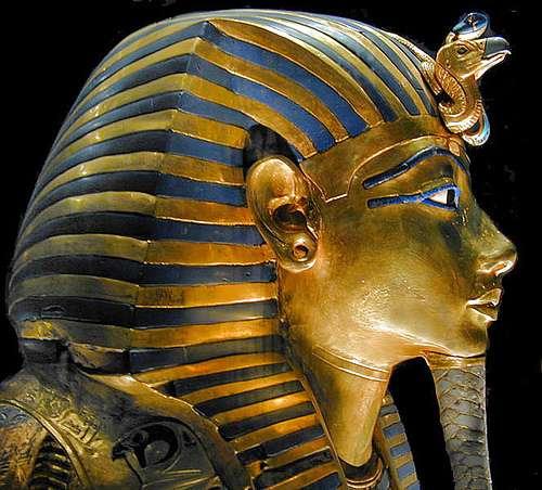 Toutânkhamon, le onzième pharaon de la XVIIIe dynastie, garde encore bien des mystères. © Dalbera, Flickr CC by-2.0