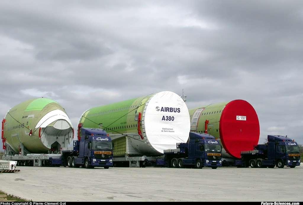 Eléments de l'A380