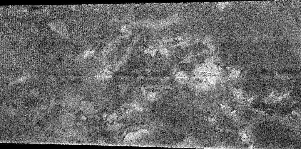 Cryovolcanisme sur Titan ?