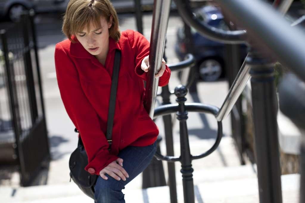 L'essoufflement, un des symptômes de la Covid longue. © RFBSIP, Adobe Stock
