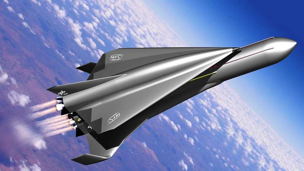 Le SpaceLiner, un avion suborbital reliant l'Australie et l'Europe en 90 mn
