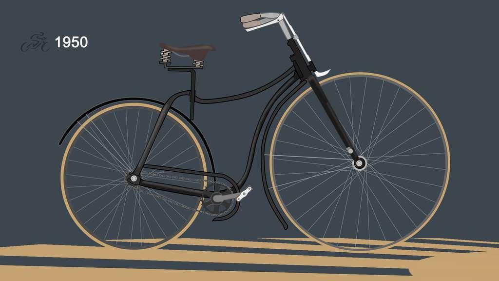1950 : le vélo est en crise