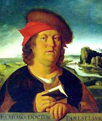 Paracelse (1493-1541).