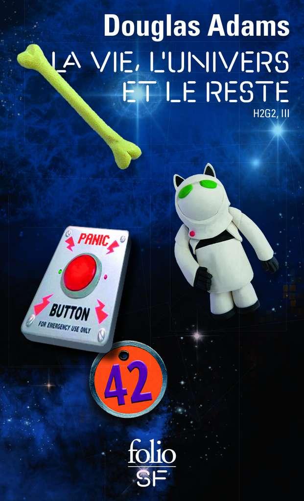 Douglas Adams - H2G2 tome 3, La Vie, l'Univers et le Reste