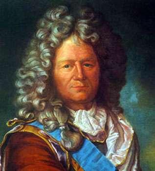 Portrait de Vauban. © Domaine public