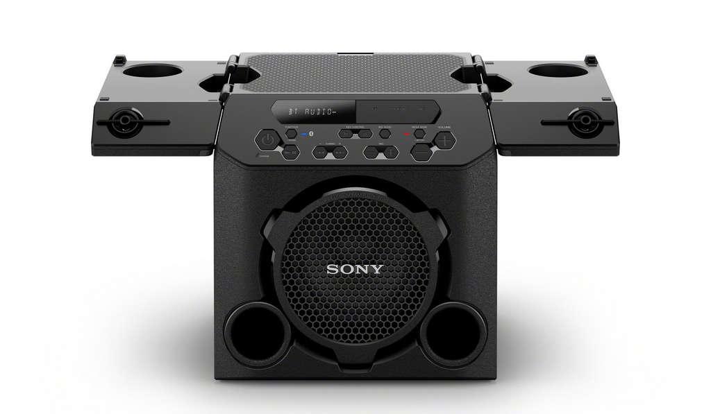 Le GTK-PG10 de Sony. © Sony