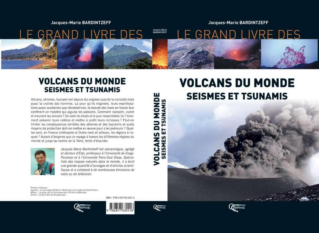 Volcans du monde, séismes et tsunami. Cliquez sur l'image pour acheter le livre