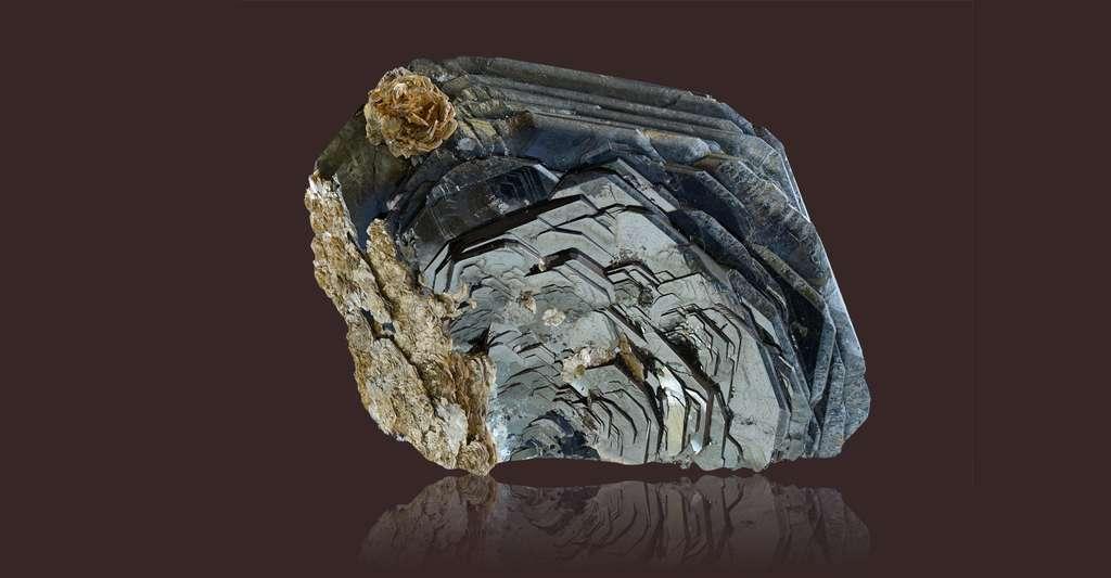 La chimie du fer. Ici, variété d'hématite. © Albert Russ, Shutterstock