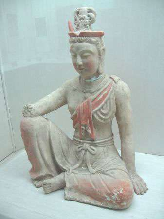 Statue xia. © DR