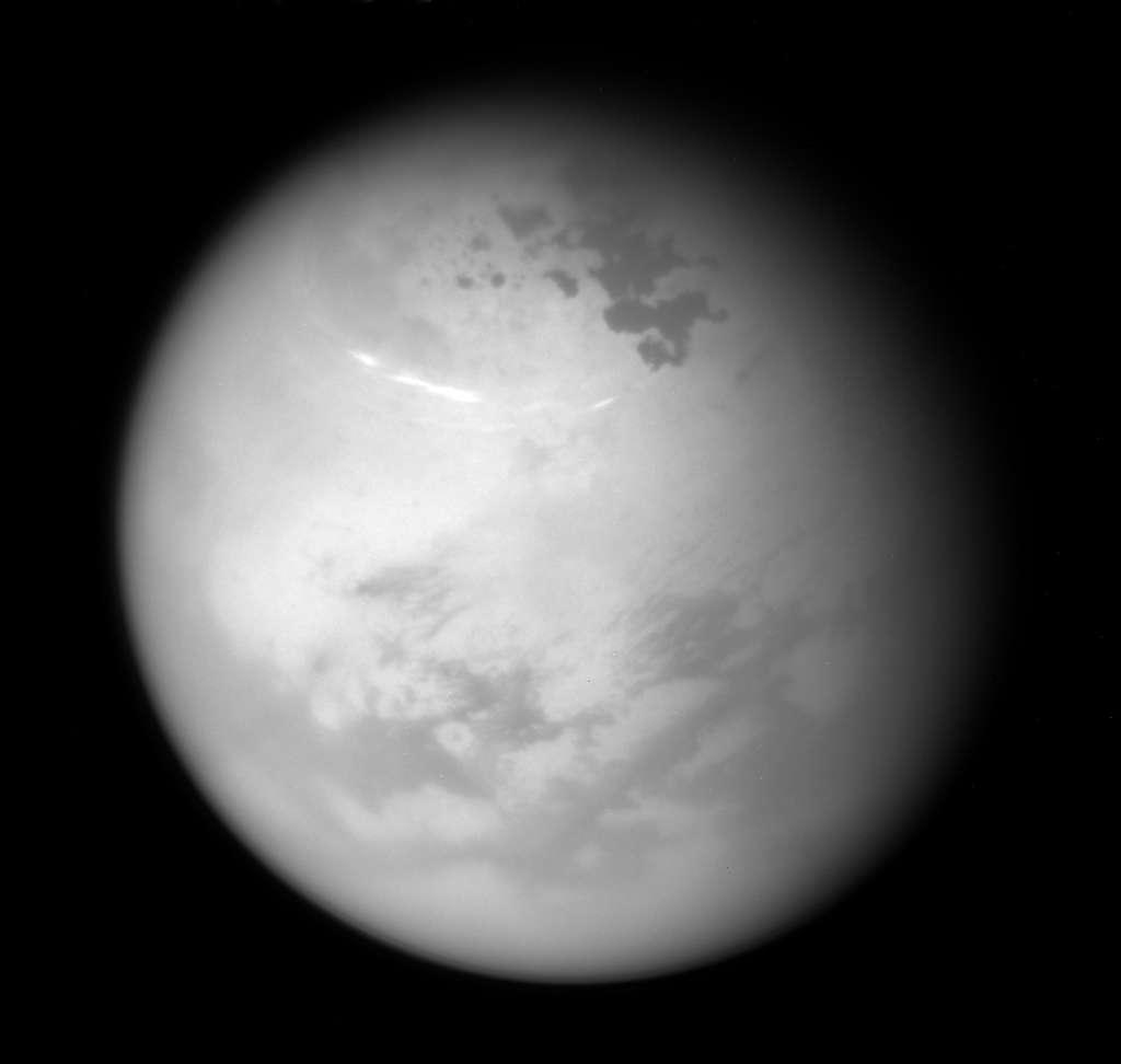 Les scientifiques s'interrogent sur l'habitabilité de Titan. Son océan est-il habité ? © Nasa, JPL-Caltech, Space Science Institute