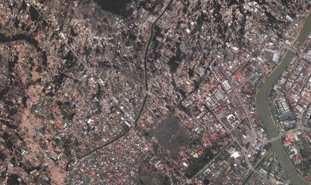 Indonésie : Fin décembre 2004, Banda Aceh
