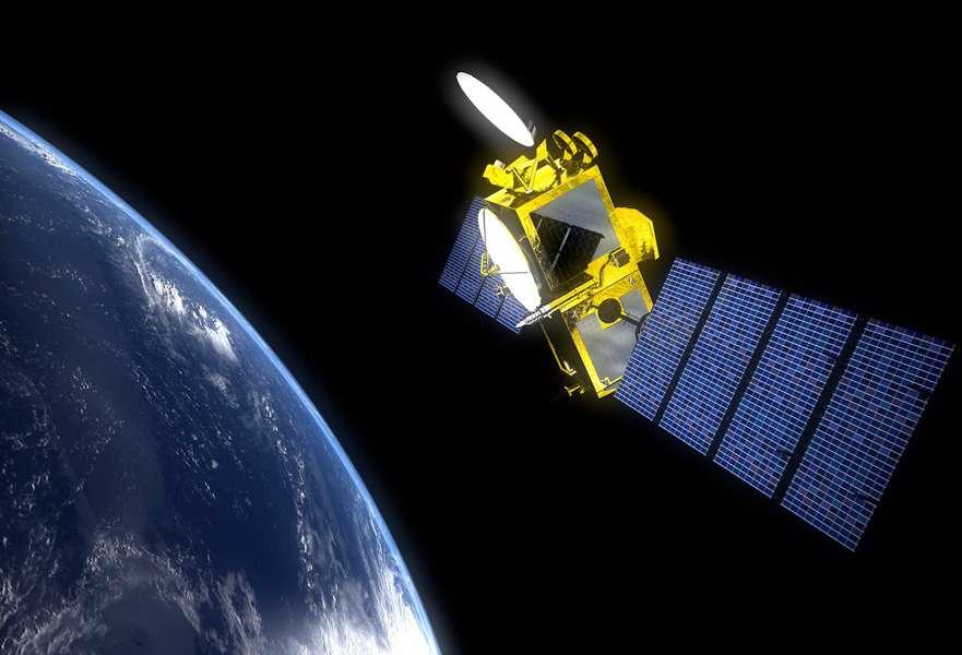 Grâce aux satellites altimétriques, les mesures du niveau de la mer ont été largement améliorées. © Nasa, Wikipédia, DP