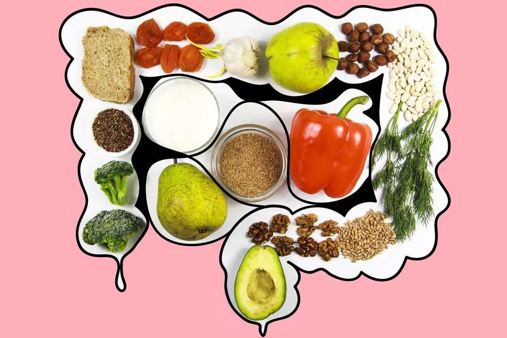 Pour un « bon » microbiote, consommez plus de fibres. © Poligoone, Adobe Stock