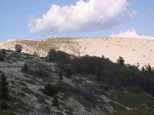 Sommet de la montagne de Lure. © Sanclaste, CC by sa 3.0 (non transposée)