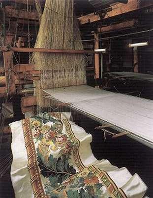 Atelier de soie Tassinari et Chatel, Lyon. © site : cvmt.com