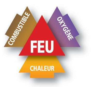 Les trois facteurs qui conditionnent le phénomène feux de forêt.