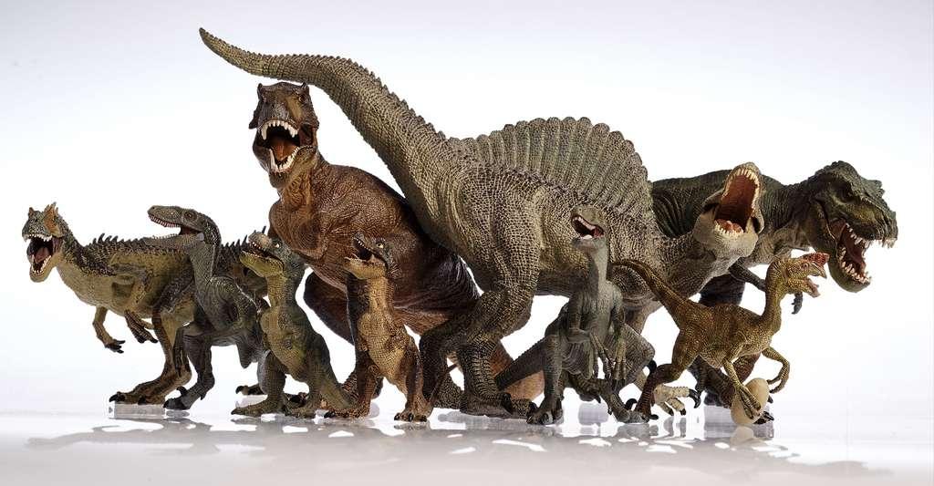 La supériorité des dinosaures. © Metha1819, Shutterstock