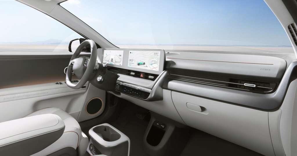 Hyundai Ioniq 5. © Hyundai
