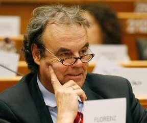Karl-Heinz Florenz, le député allemand rapporteur du texte sur les déchets électronique. © www.karl-heinz-florenz.de