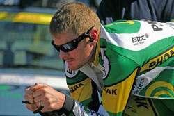 Un taux élevé de testosterone a été dépisté avec un taux anormal de testosterone à l'issue du Tour de France 2006 © Flickr / Kwc