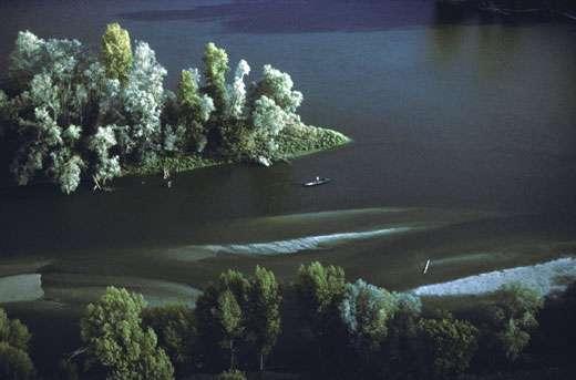 La Loire amont © C. & B. Desjeux