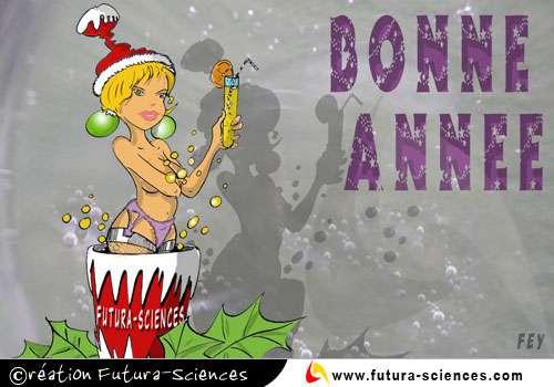 Bonne année que du bonheur !
