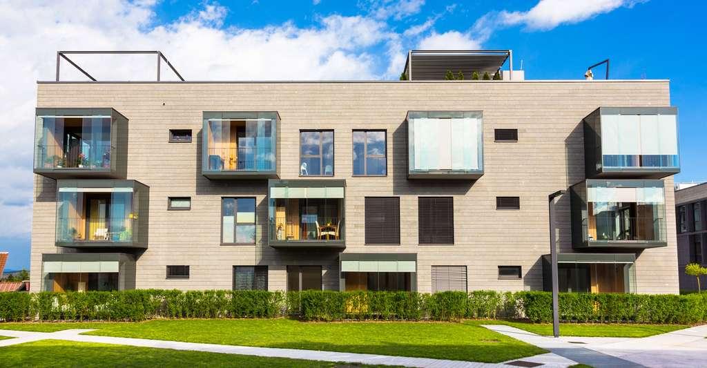 Qu'est-ce qu'une maison à énergie positive ? © Matej Kastelic, Shutterstock