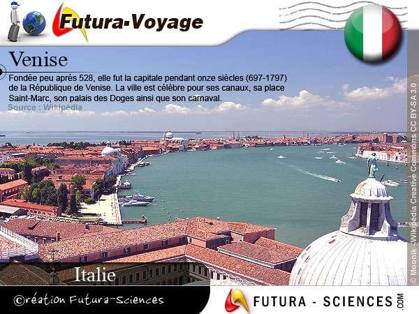 Lagune de Venise - Italie