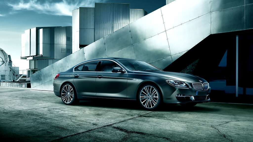 La BMW Série 6