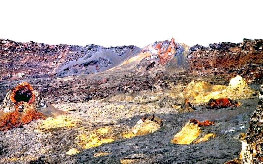 Ile de la Réunion : Piton de la fournaise