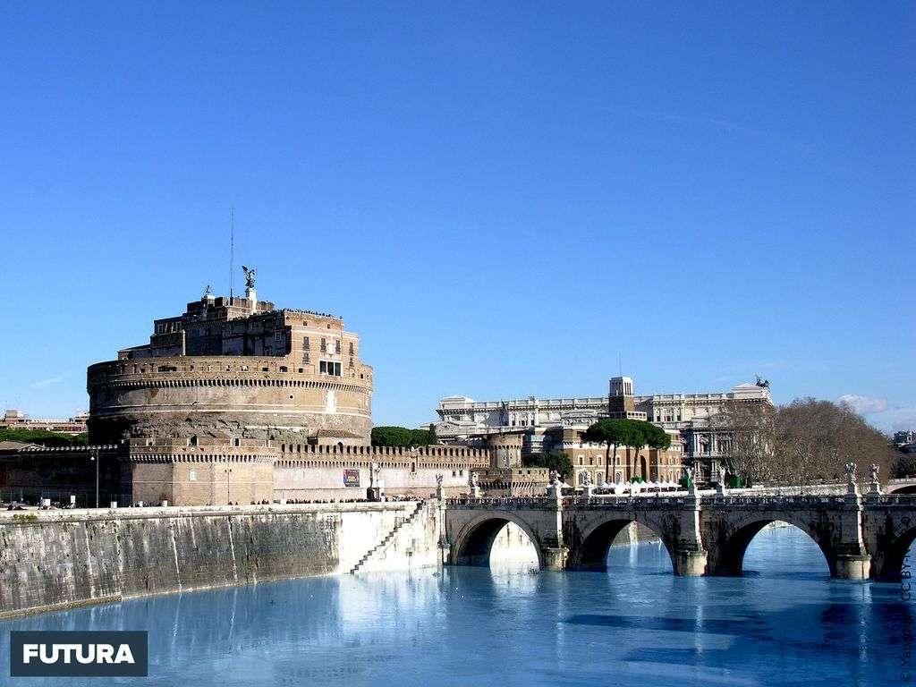Château Saint-Ange Rome - Italie