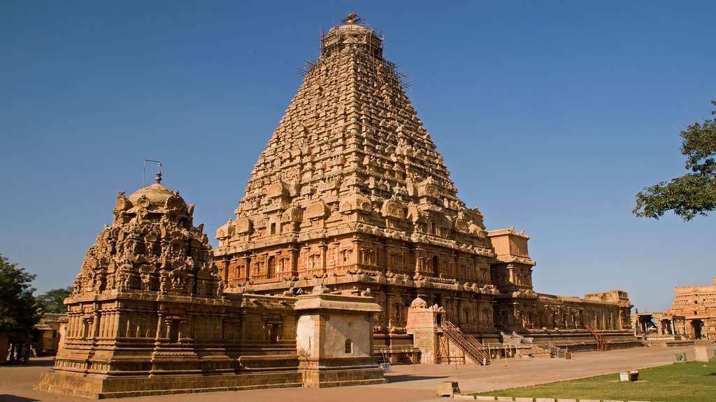 Brihadisvara, le grand temple de la dynastie Chola