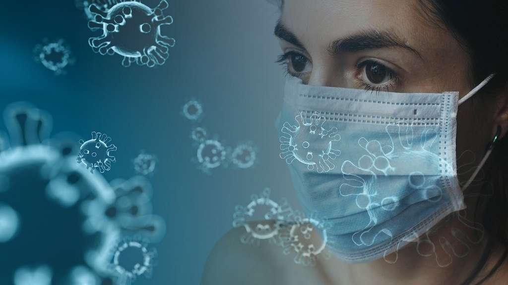 Pandémie de Covid-19, en 2020-2021. © Tumisu, Pixabay, DP