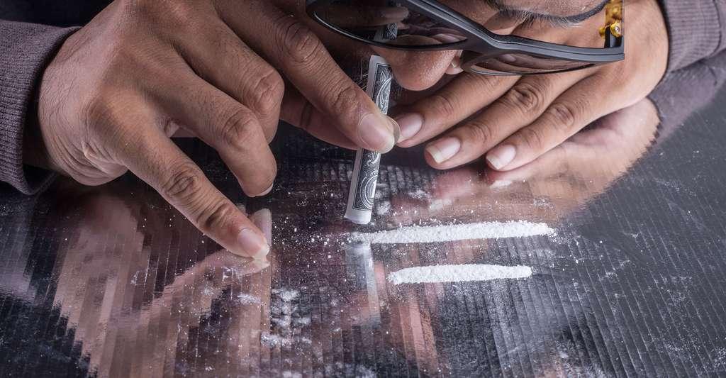 Les effets dévastateurs de la drogue. © Eakkachai, Shutterstock