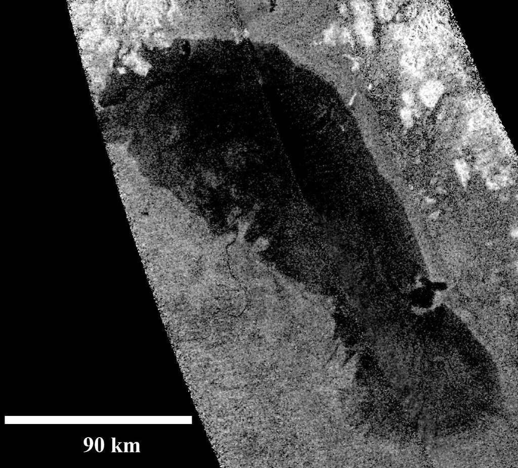 Ontario Lacus, un lac de Titan