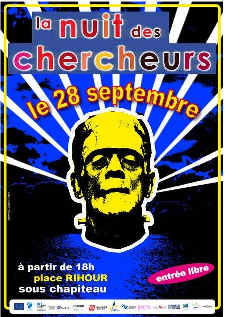 A Lille, c'est le docteur Frankenstein qui hantera la ville…
