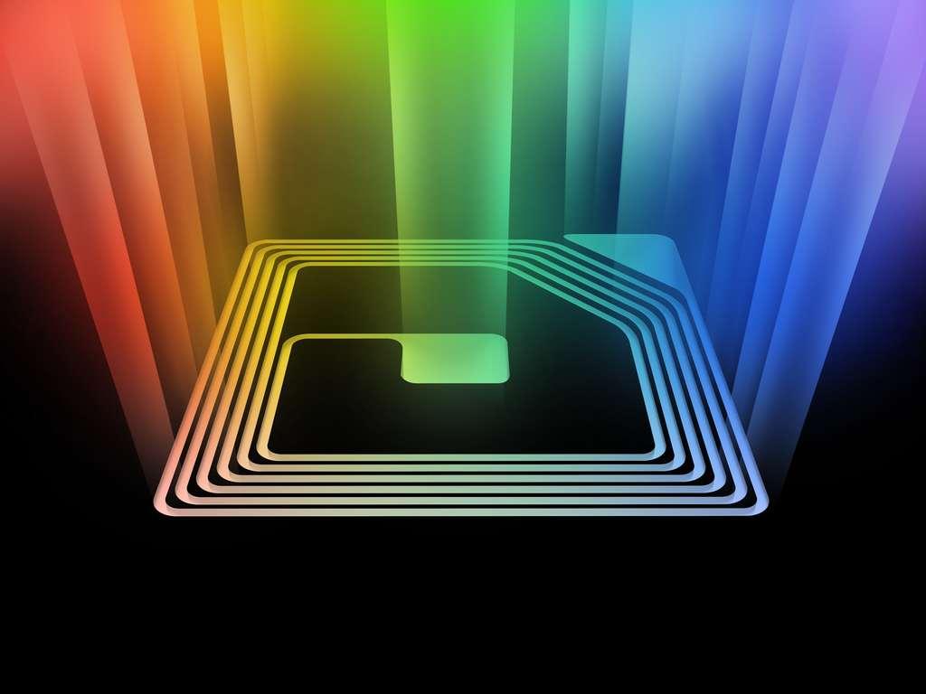 RFID, une technologie répandue. © Cake78, Adobe Stock
