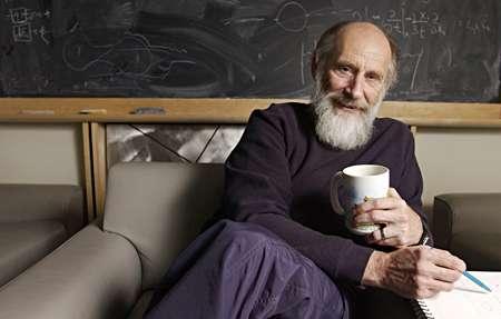 Léonard Susskind (Crédit : Stanford University).