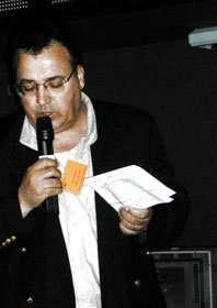 Brahim Chaib-Draa, professeur de l'université Laval au Québec. © DR