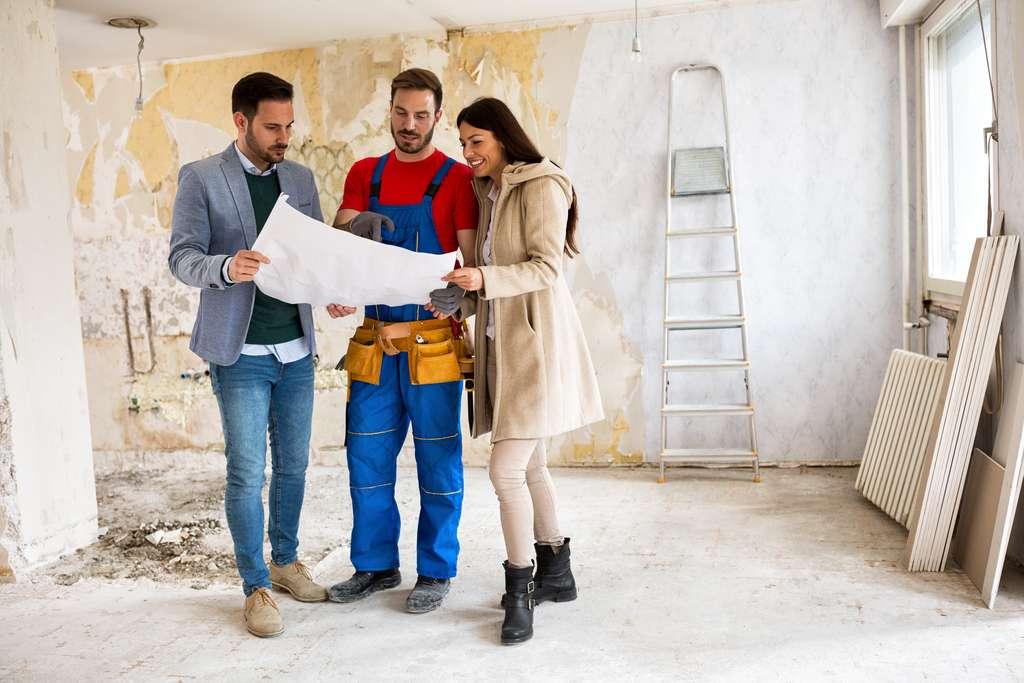 Le tarif de rénovation d'une maison dépend forcément de l'ampleur des travaux. © didesign, Adobe Stock