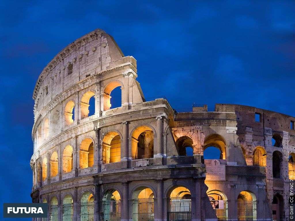 Le Colisée Rome - Italie