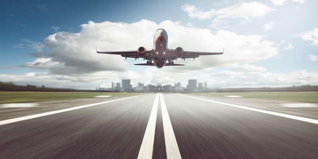 Le transport aérien devrait être plus vertueux en matière d'efficacité énergétique. © m.mphoto, Adobe Stock