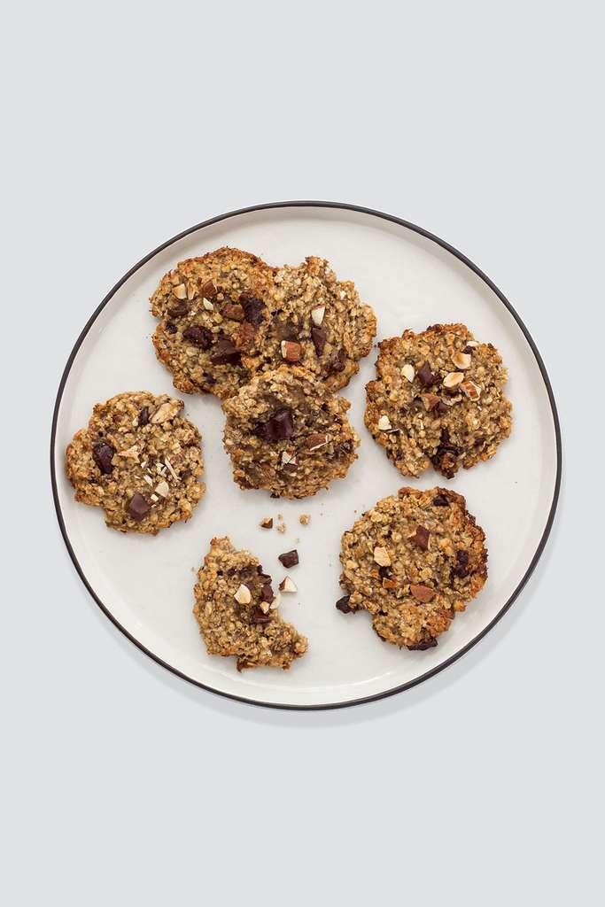 Cookies aux amandes © Èmilie Laraison