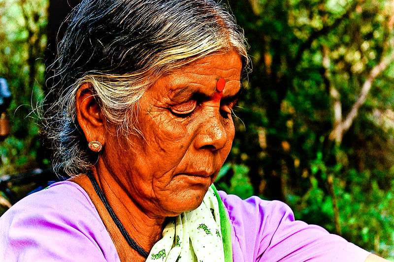 En Inde aussi, on vit plus longtemps et en meilleure santé. © Rohan, Waghmare, Wikimedia Commons, DP
