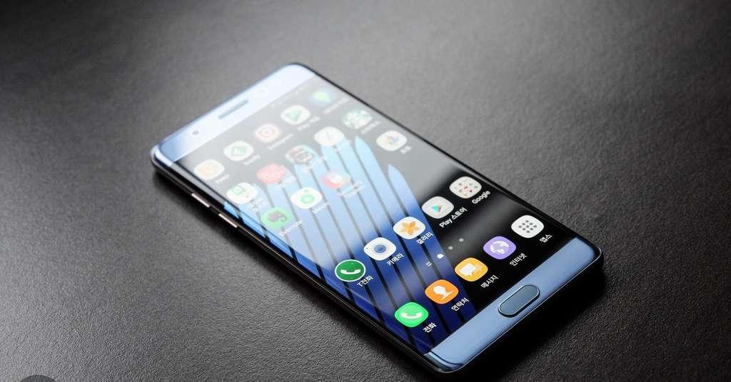 L'annonce de Samsung concernant le Galaxy Note 7 intervient la veille de la présentation de son très attendu Galaxy S8. © Aaron Yoo, Flickr, CC-ND 2.0