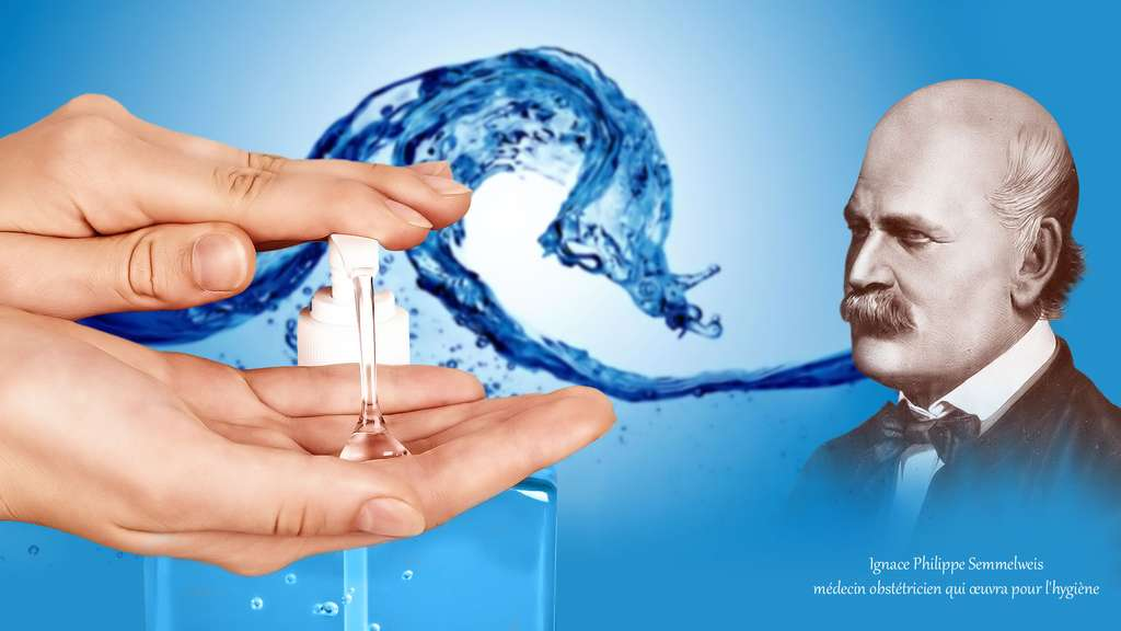 Ignace Philippe Semmelweis, à l'origine de l'asepsie